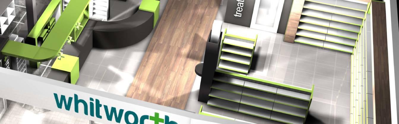 whitworth interior design image
